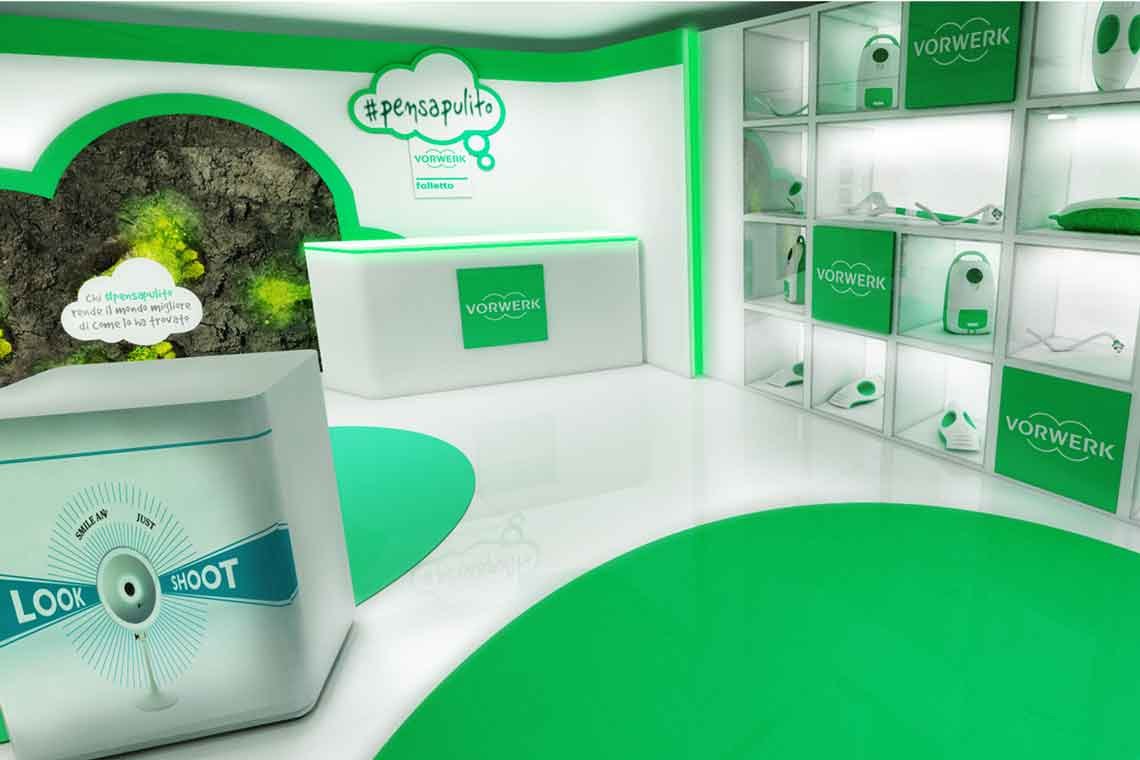 Folletto Booth