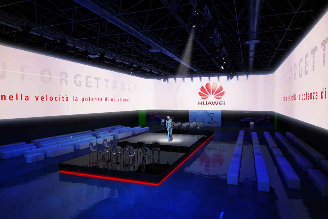 Huawei Stage