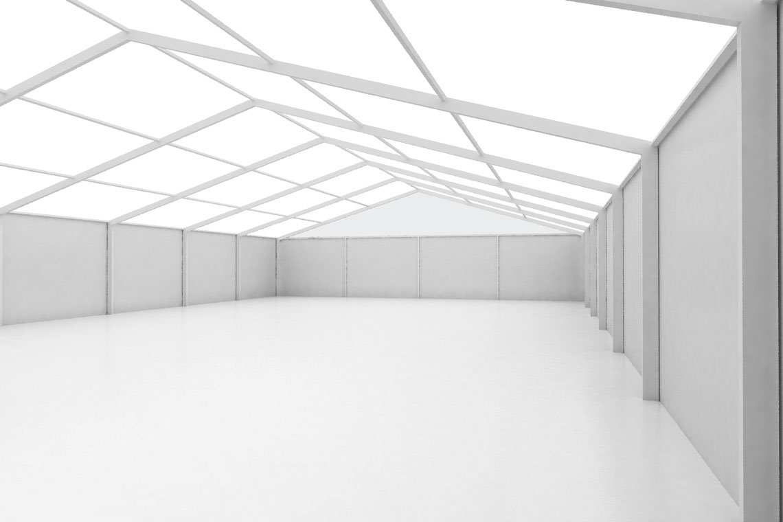 Marquee 20x40 3d Model