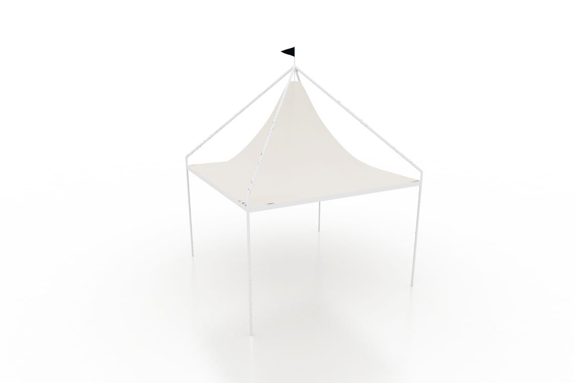 Marquee 4x4 3d model